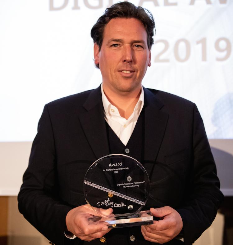 Digital Awards 2019: HDI gewinnt mit digitaler Werkstatt