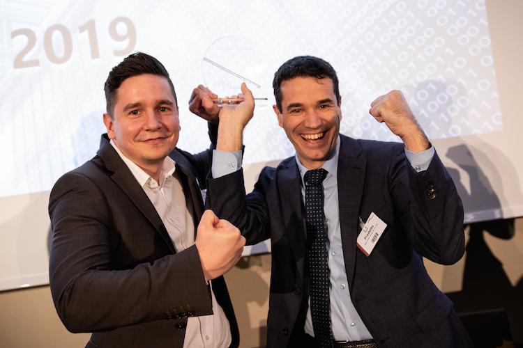 Digital Awards 2019: Gemeinsam ist blaudirekt doppelt stark